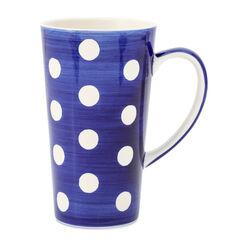 Florence Cobalt Latte Mug