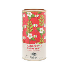 Cranberry & Raspberry Flavour Instant Tea