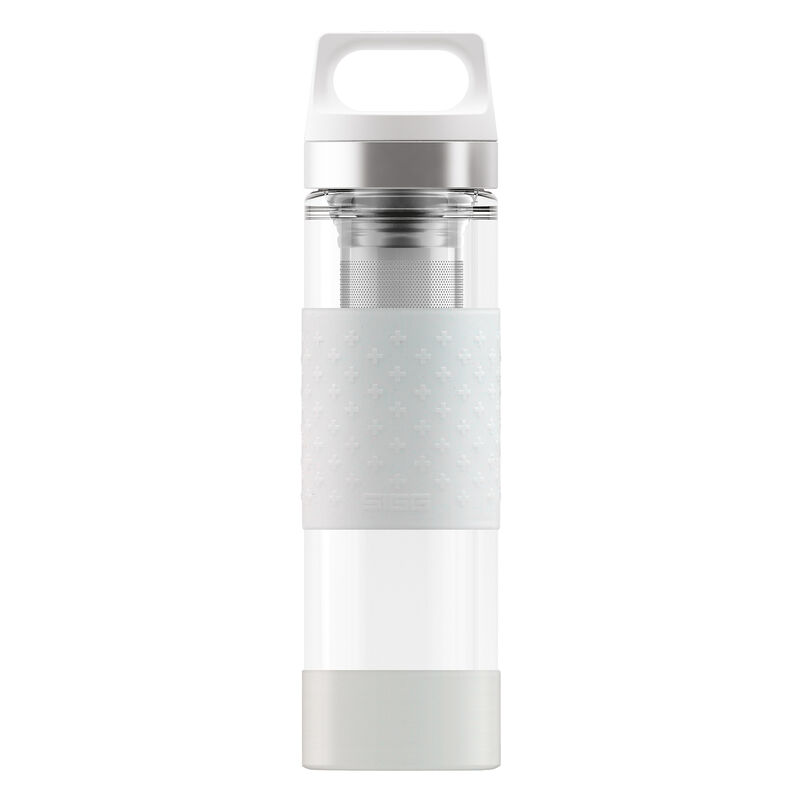 White Sigg Hot and Cold Brew Bottle