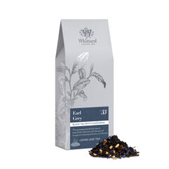 Earl Grey Loose Tea Pouch, 100g