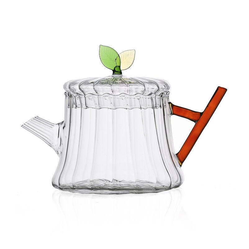 Ichendorf Milano Greenwood Glass Teapot