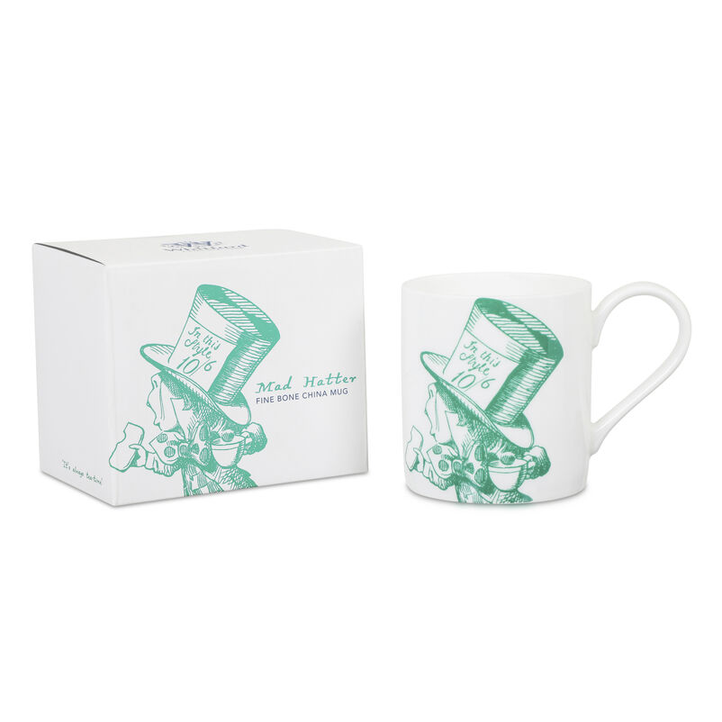 Alice in Wonderland Mad Hatter Mug