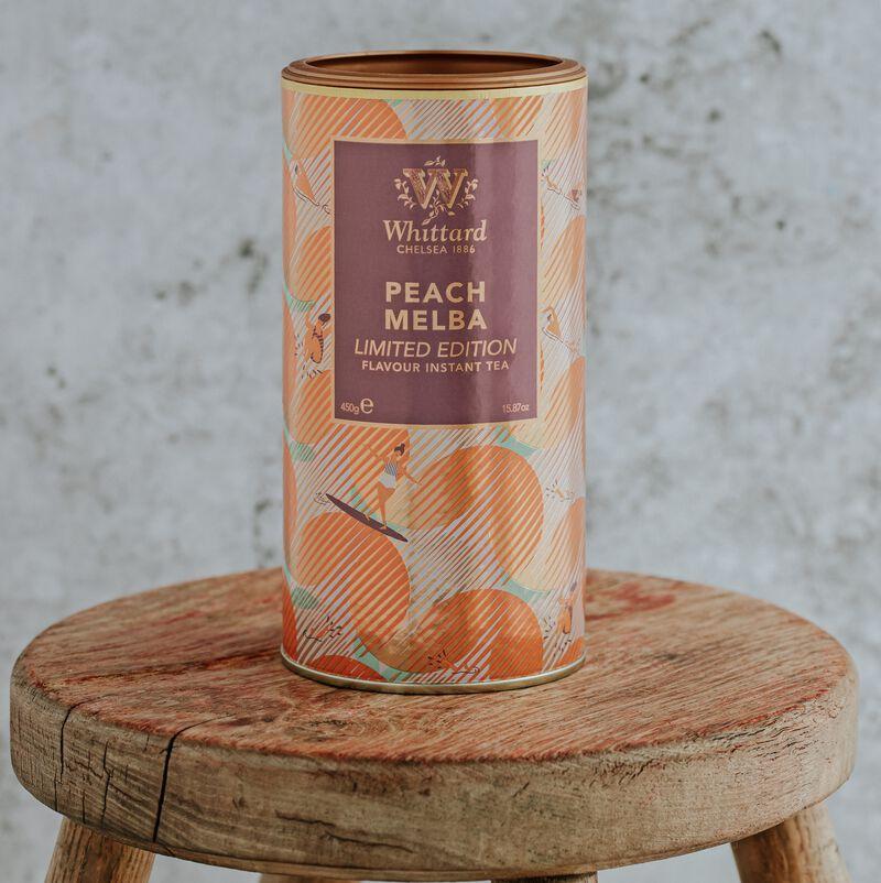 Limited Edition Peach Melba Instant Tea