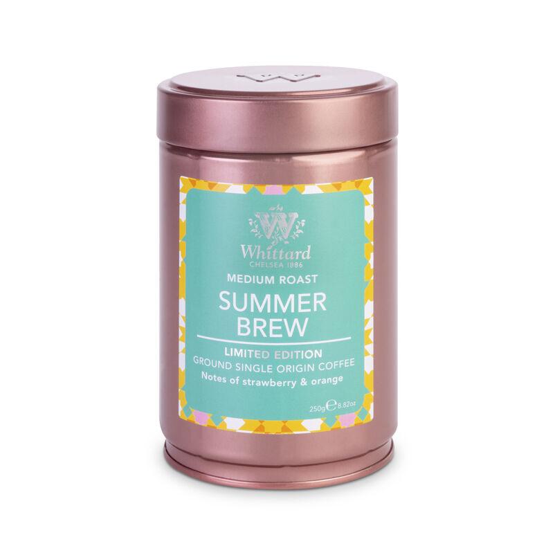 Limited Edition Summer Brew Ground Coffee Caddy