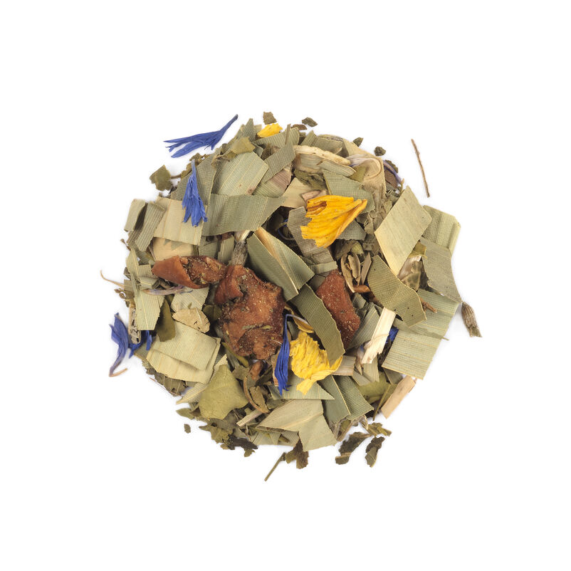 Moringa Bamboo Loose Tea