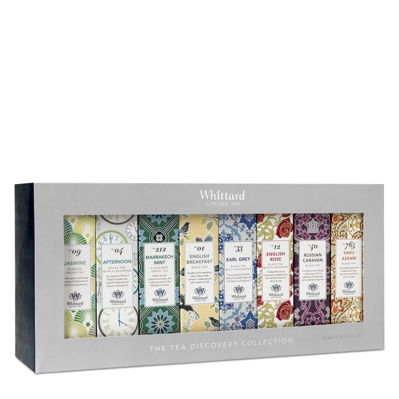 The Tea Discovery Collection