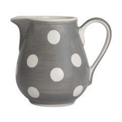 Florence Grey Milk Jug