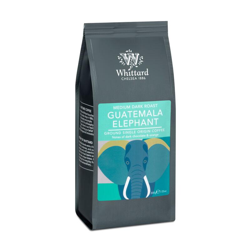 Guatemala Elephant Coffee, Whittard ground coffee