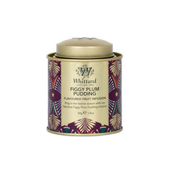A Whittard take on the classic Figgy Pudding, enjoy it as a fruit and herbal infusion this festive season, we're sure you'll be asking for more!