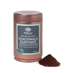 Guatemala Elephant Ground Coffee Caddy