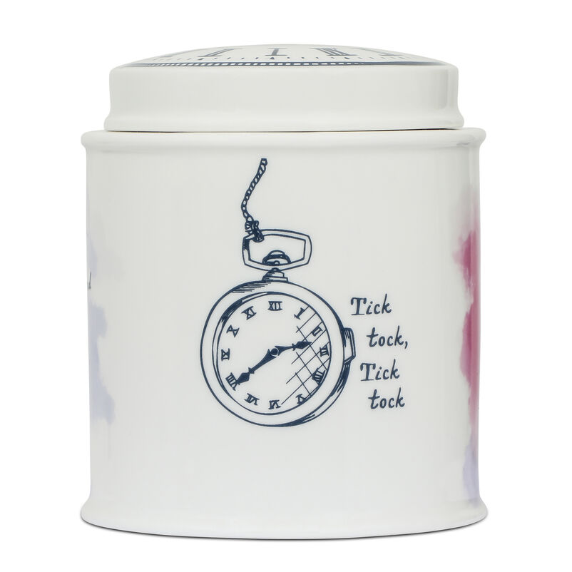 Alice in Wonderland Ceramic Tea Caddy