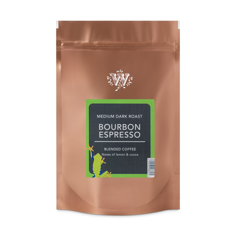 Bourbon Espresso Coffee