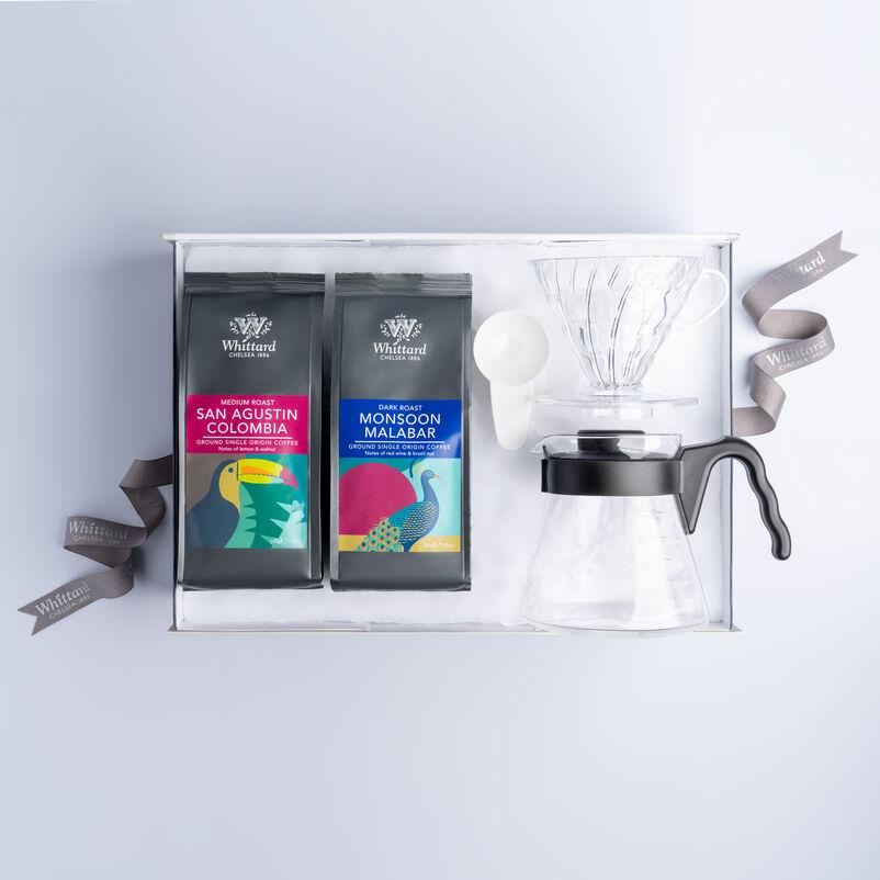 Barista Coffee Gift Box