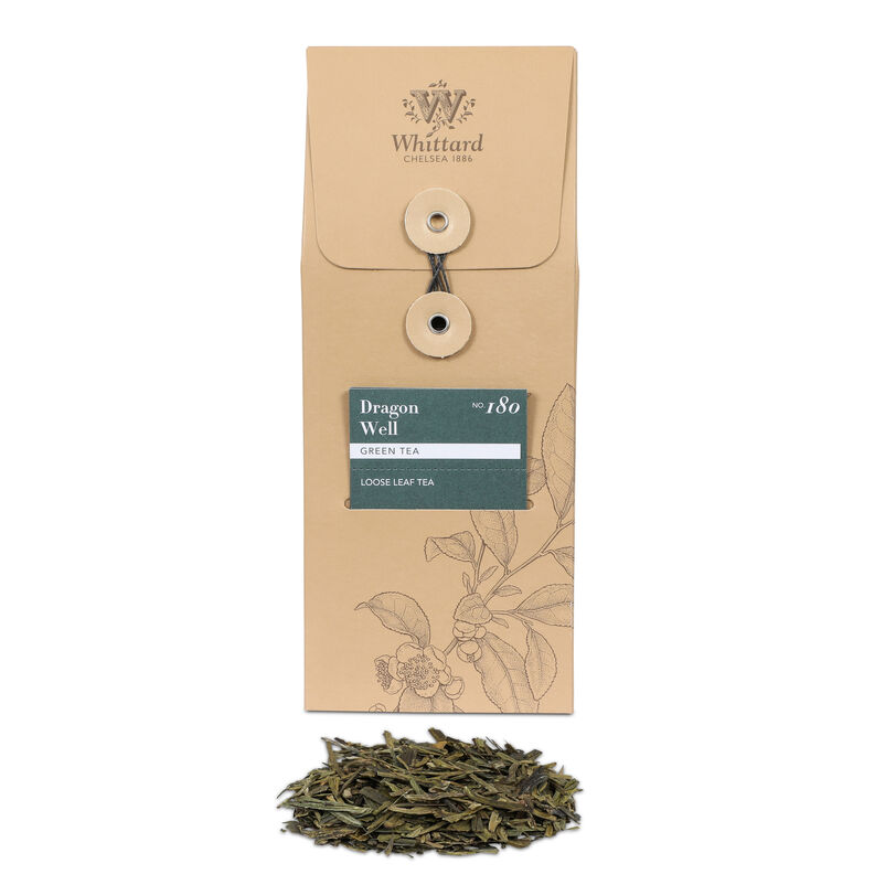 Dragon Well Loose Tea Pouch, 50g
