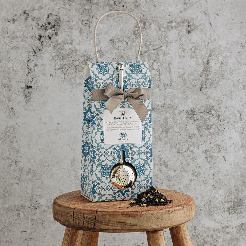 Tea Discoveries Loose Tea Pouch & Infuser