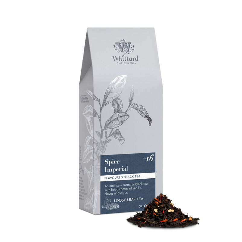 Spice Imperial Loose Tea