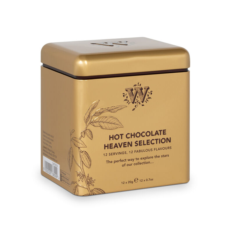 Hot Chocolate Heaven Selection Tin