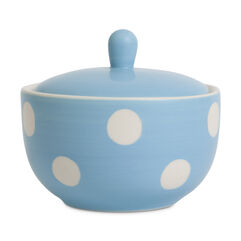Florence Sky Blue Sugar Bowl