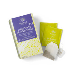 Liquorice Lemongrass 20 Individually Wrapped Teabags