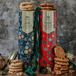Christmas Pudding and Salted Caramel Biscuit Tins