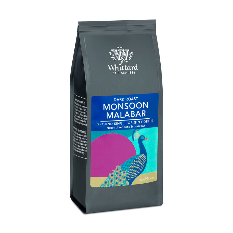 Monsoon Malabar Ground Coffee Valve Pack