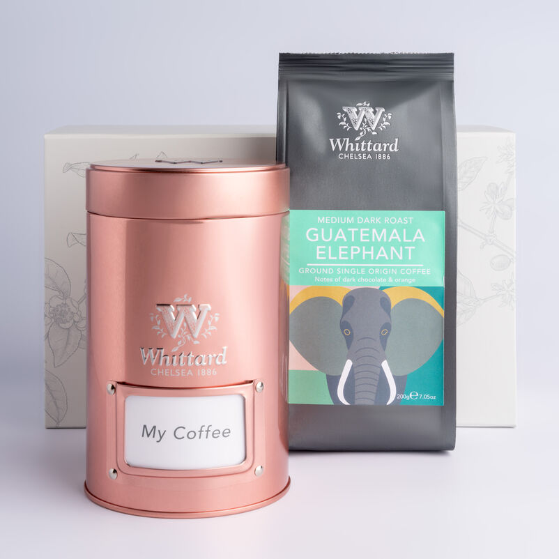 Guatemala Elephant Coffee Gift Box