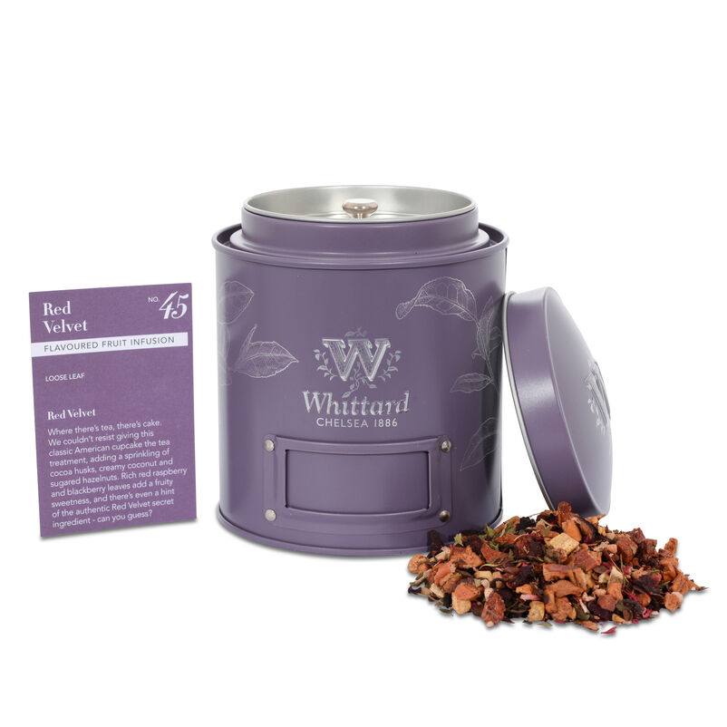 Red Velvet Loose Tea