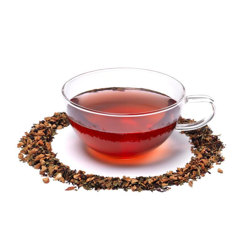 Mulled Wine Tea in Teacup