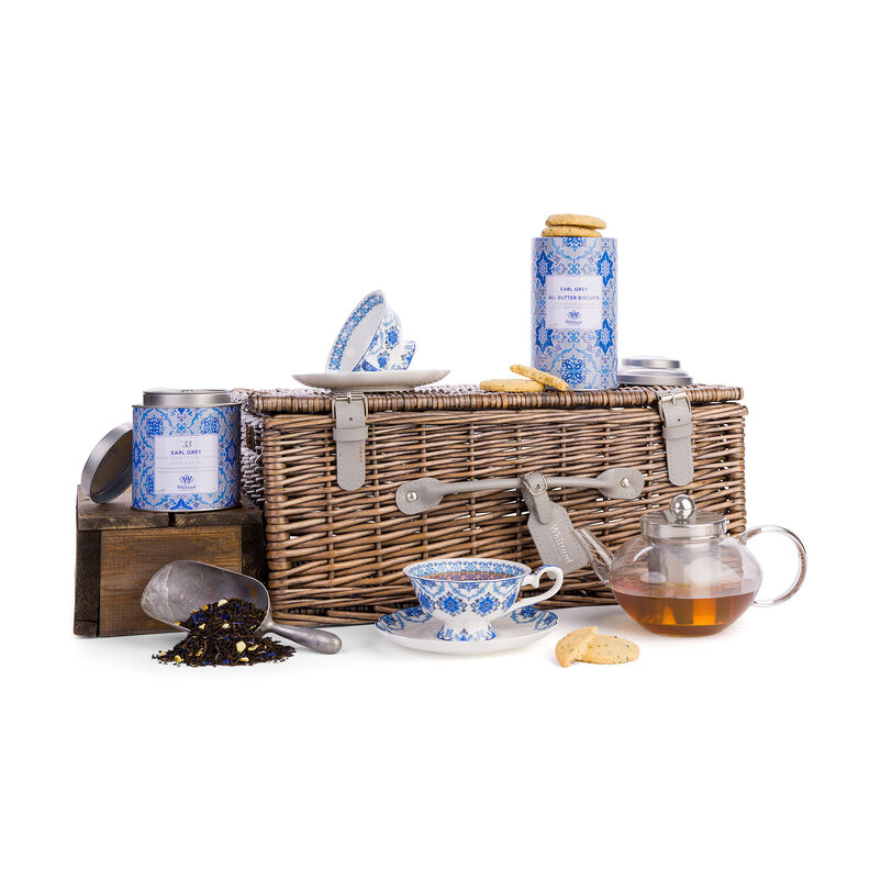 The Earl Grey Afternoon Tea for Two Hamper