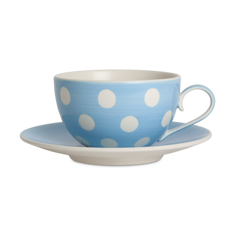 Florence Sky Blue Cup & Saucer