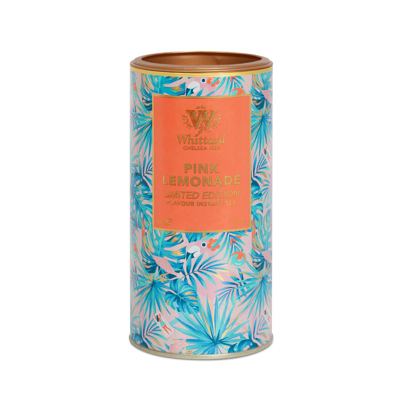 Limited Edition Pink Lemonade Flavour Instant Tea