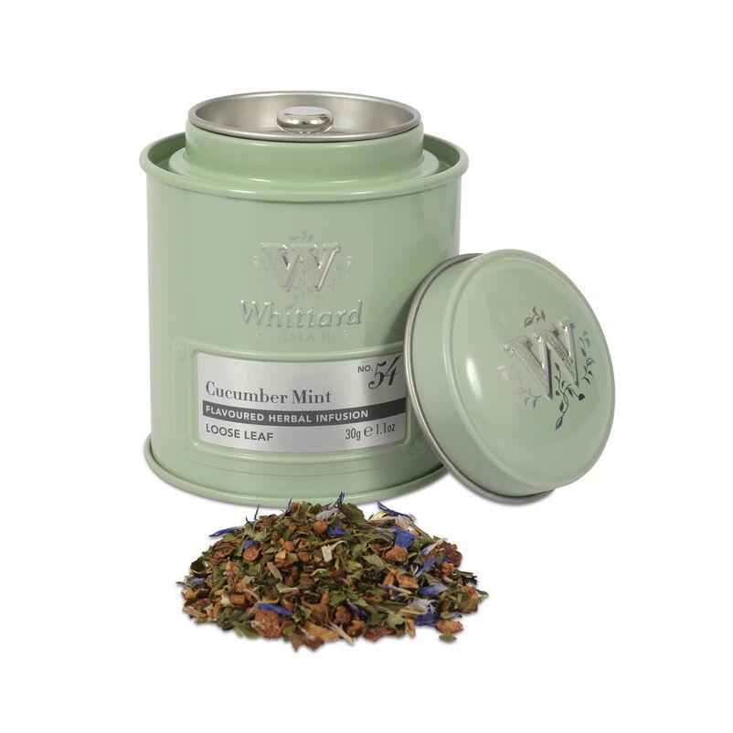 Cucumber Mint Mini Herbal Infusion Caddy