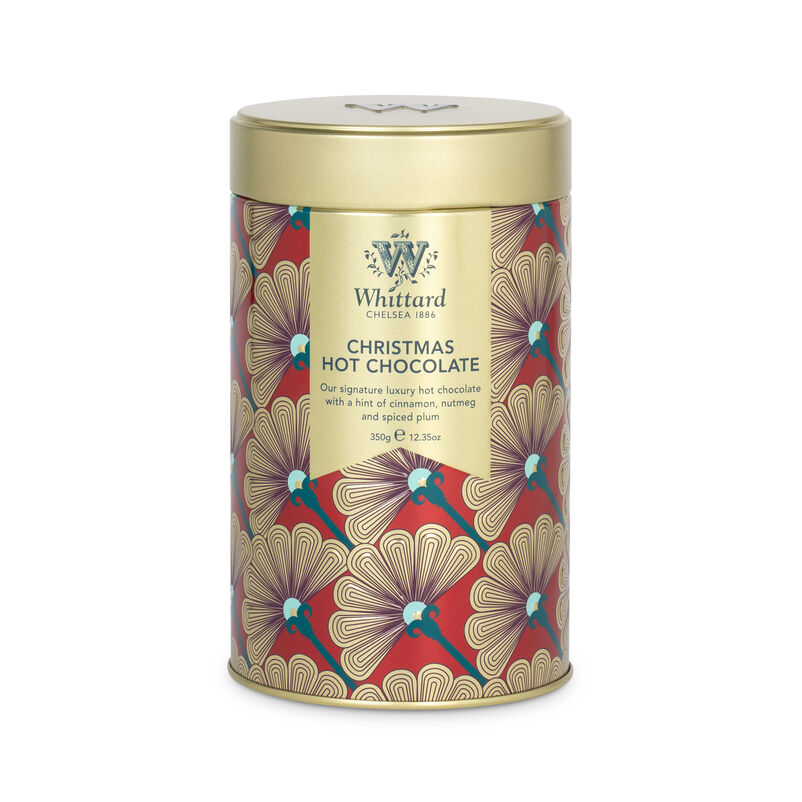 Deliciously spiced and intensely rich, our Christmas Hot Chocolate is ideal for frosty evenings or as a gift for any chocolate lover! Why not add some marshmallows too for the truly decadent touch.