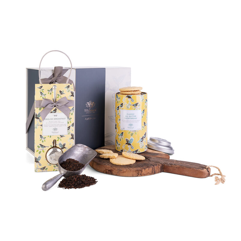 The English Breakfast Tea Gift Box