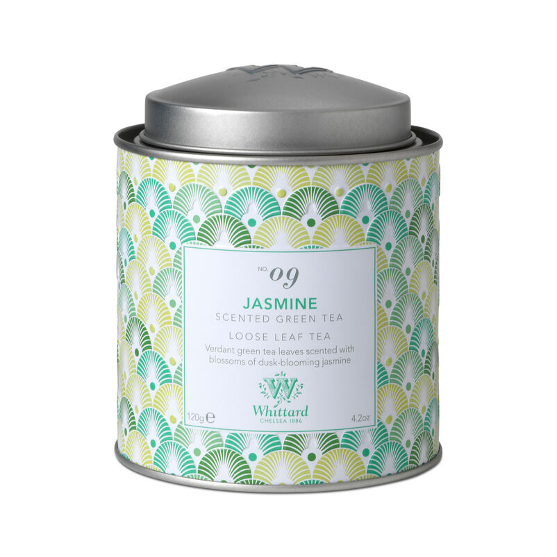 Tea Discoveries Jasmine Tea Caddy