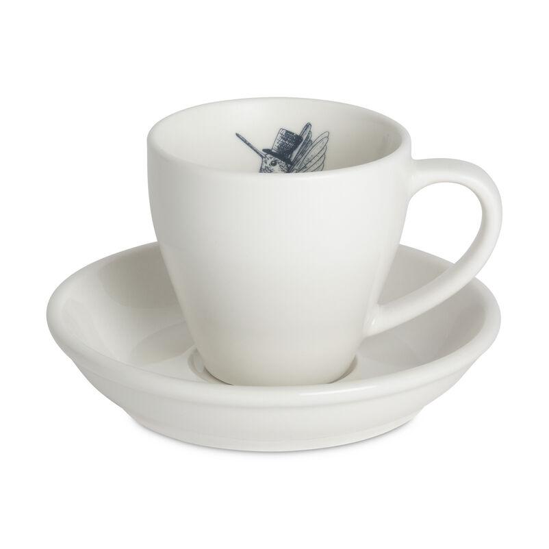 Serendipity Espresso Cup & Saucer