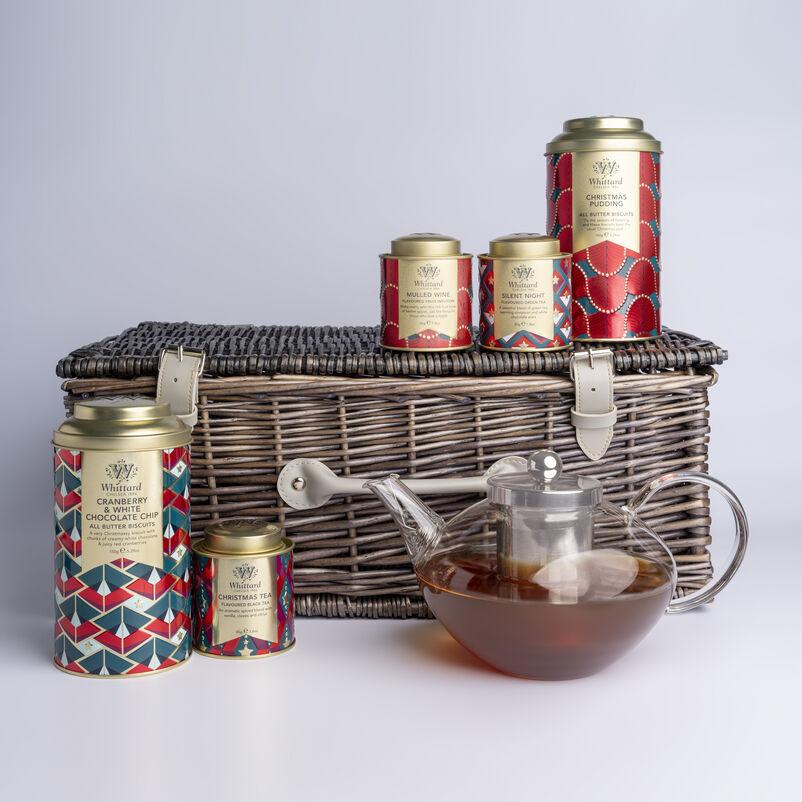 Christmas Tea Banquet Hamper