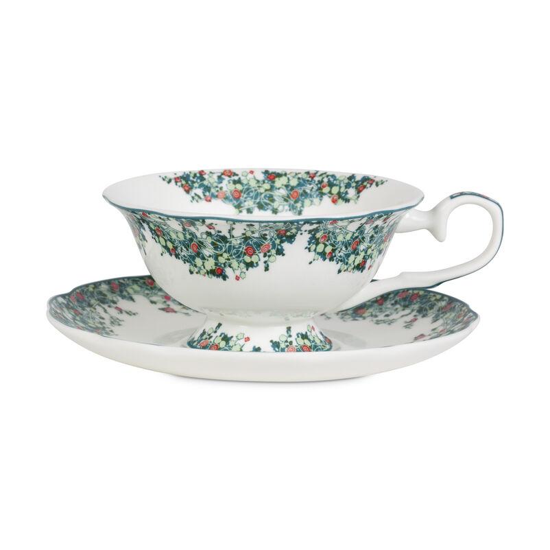 Chelsea Garden Tea Cup & Saucer