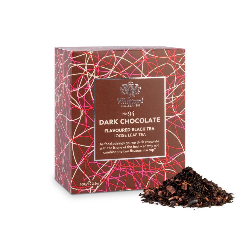 Dark Chocolate Valentines Loose Tea