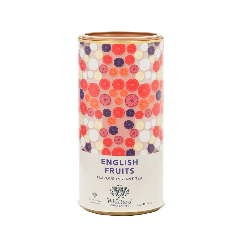 English Fruits Flavour Instant Tea