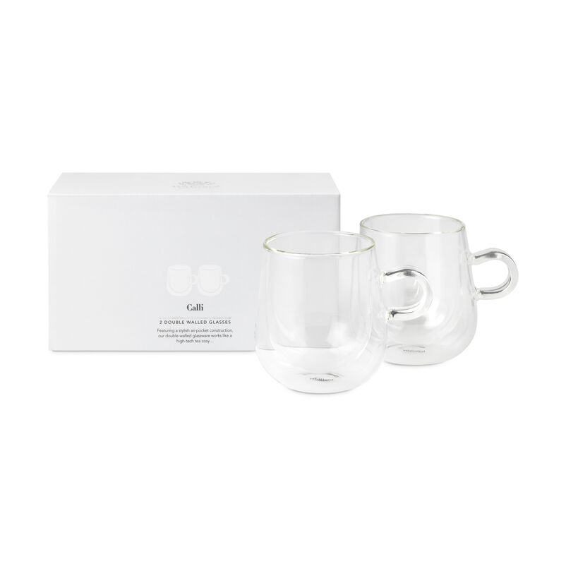 Calli Double-Walled Glasses