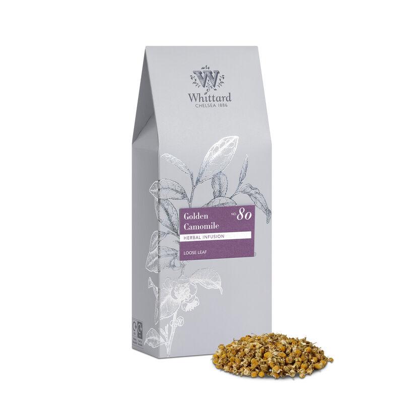 Golden Camomile Loose Tea