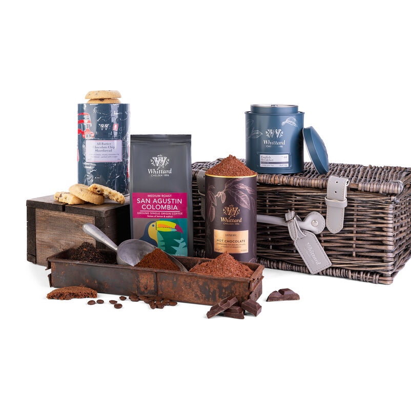 The Taste of Whittard Hamper