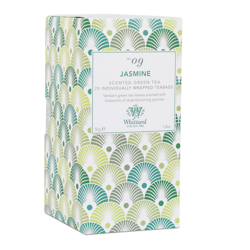 Tea Discoveries Jasmine 25 Individually Wrapped Teabags