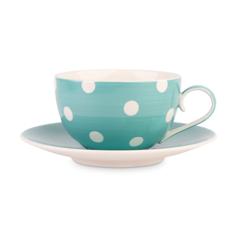 Florence Mint Cup and Saucer