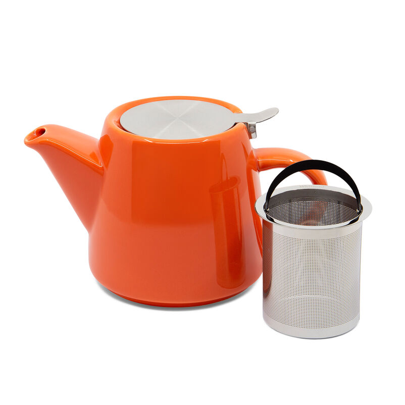 Orange Pao Teapot