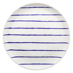 Solent Stripe Dinner Plate