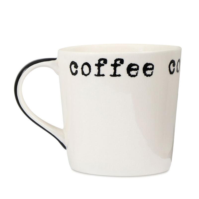 Coffee Font Mug