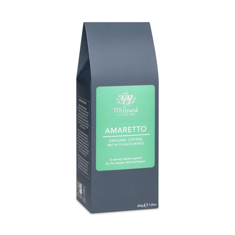 Amaretto Flavour Ground Coffee