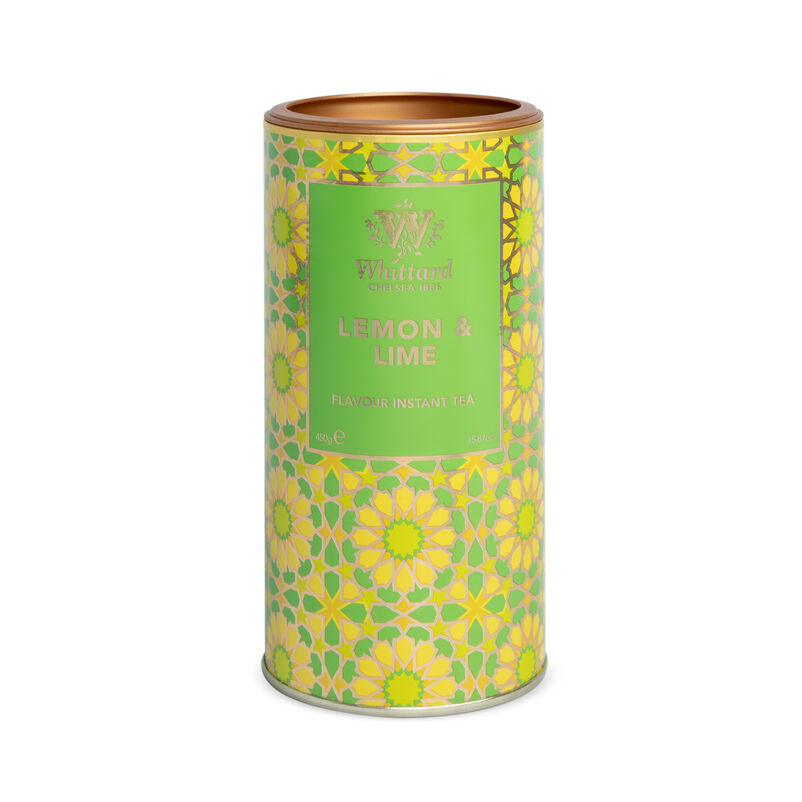 Lemon & Lime Flavour Instant Tea